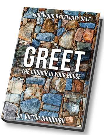 Book Cover Greet  the Church in Your House