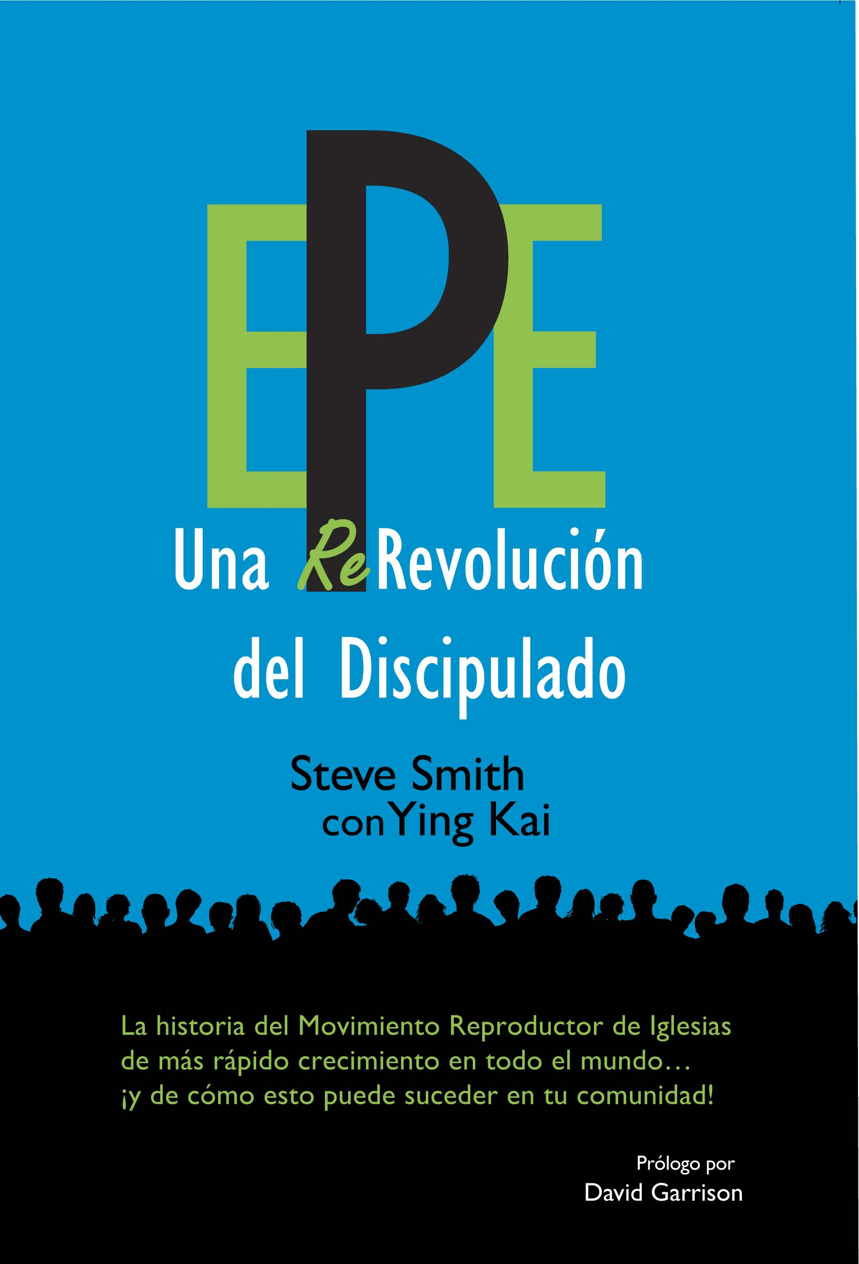 Cover of Spanish-language T4T book