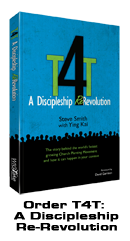 Order T4T: A Discipleship Re-Revolution