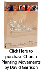 Church Planting Movements by David Garrison